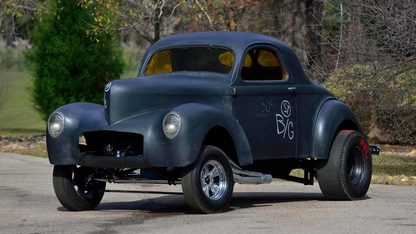 1942 Willys Americar Gasser