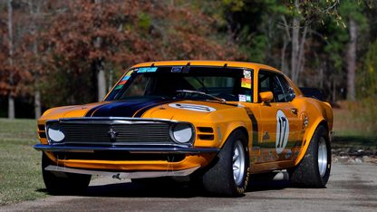 1970 Ford Boss 302 Kar Kraft Trans Am Racer