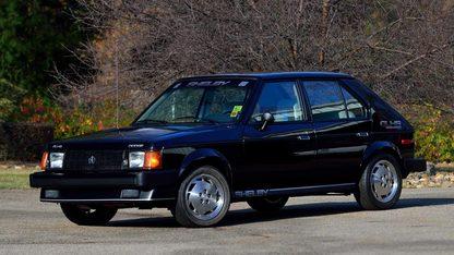 1986 Dodge Shelby GLHS
