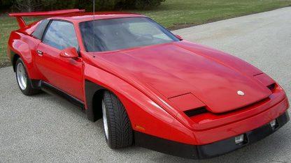 1986 Pontiac Tojan