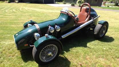 1963 MG Racer