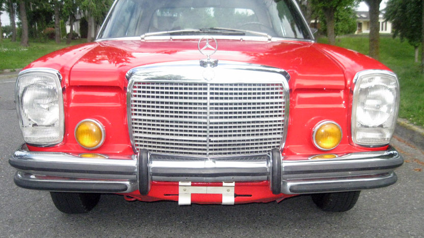 1972 Mercedes-Benz 250C presented as lot F34 at Seattle, WA 2014 - image7