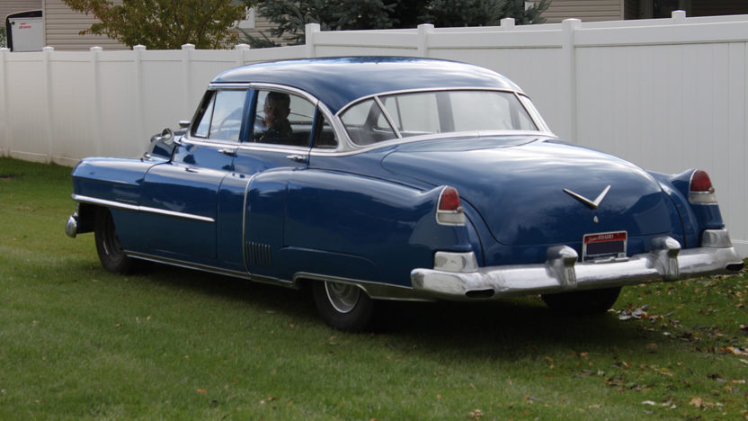 1952 Cadillac Fleetwood Series 60 Sedan presented as lot F85 at Seattle, WA 2014 - image3