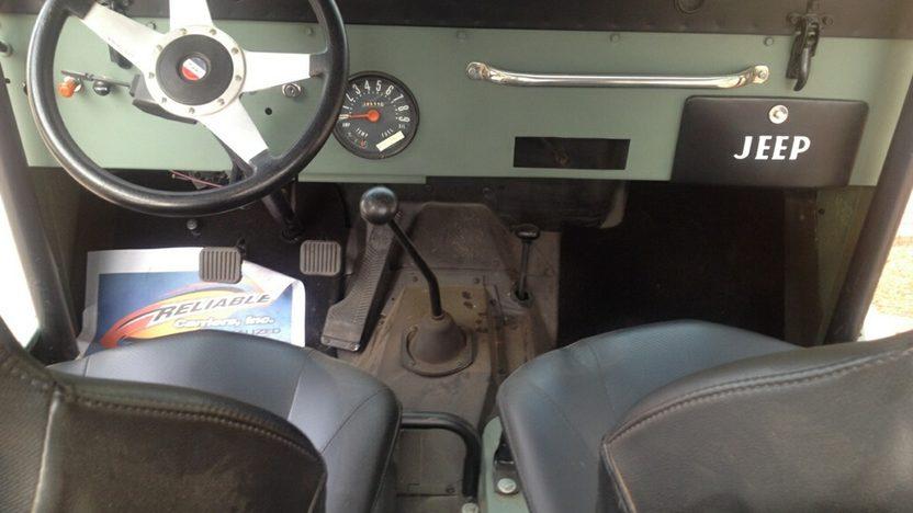 1970 Jeep CJ-5 Renegade 225 CI, 4-Speed presented as lot F189 at Seattle, WA 2014 - image3