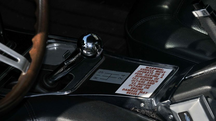 1967 Chevrolet Corvette L88 Coupe Factory Side Exhaust, Tank Sticker presented as lot S113 at Seattle, WA 2014 - image9