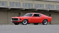 1970 Ford Mustang Boss 429 Fastback KK #2500, 1 of 89 Built in Calypso Coral presented as lot S118 at Seattle, WA 2014 - thumbail image10