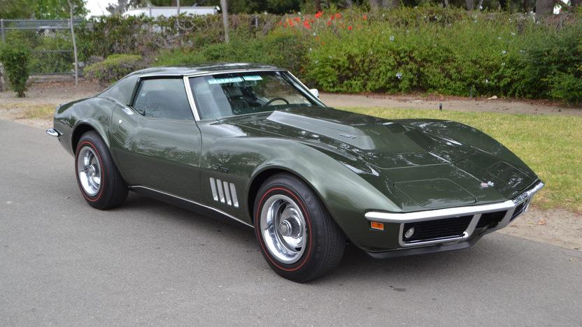 1969 Chevrolet Corvette L88 Coupe