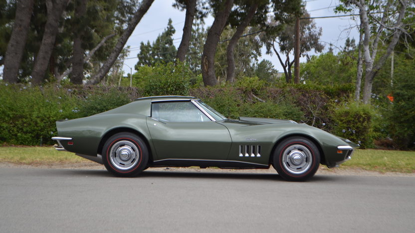 1969 Chevrolet Corvette L88 Coupe 427/430 HP, Tank Sticker presented as lot S120 at Seattle, WA 2014 - image2