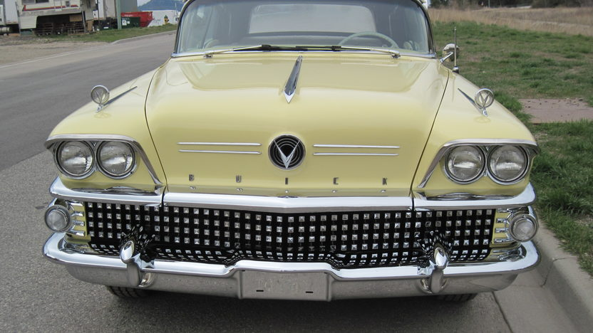 1958 Buick Limited Convertible 364 CI, Automatic presented as lot S163 at Seattle, WA 2014 - image10