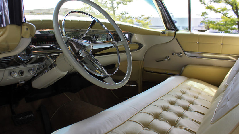 1958 Buick Limited Convertible 364 CI, Automatic presented as lot S163 at Seattle, WA 2014 - image3