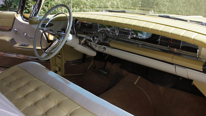1958 Buick Limited Convertible 364 CI, Automatic presented as lot S163 at Seattle, WA 2014 - image4