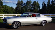 1970 Chevrolet Chevelle LS6 Hardtop Silver/Red, 3 Build Sheets presented as lot S106.1 at Seattle, WA 2014 - thumbail image2