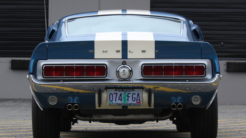 1968 Shelby GT500KR Fastback 428 CI, 4-Speed presented as lot S125 at Seattle, WA 2014 - image11