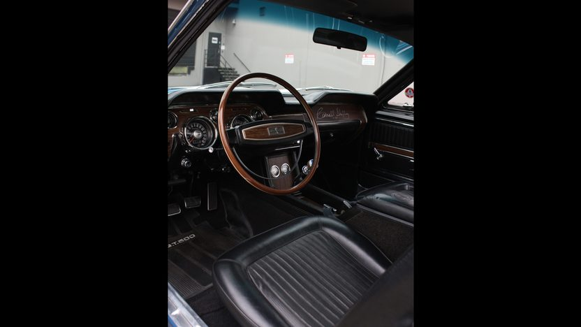 1968 Shelby GT500KR Fastback 428 CI, 4-Speed presented as lot S125 at Seattle, WA 2014 - image4