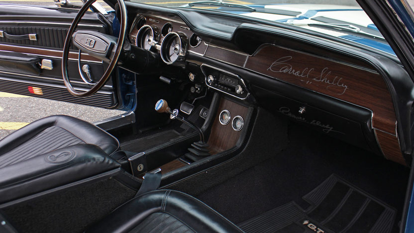 1968 Shelby GT500KR Fastback 428 CI, 4-Speed presented as lot S125 at Seattle, WA 2014 - image5