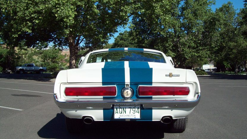 1967 Shelby GT500 Fastback 428 CI, 4-Speed presented as lot S134.1 at Seattle, WA 2014 - image3
