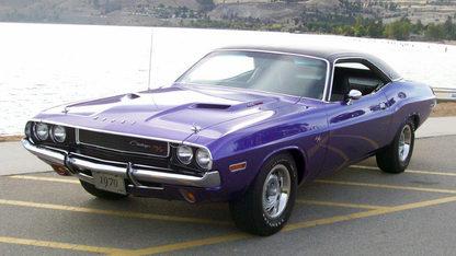 1970 Dodge Hemi Challenger R/T SE